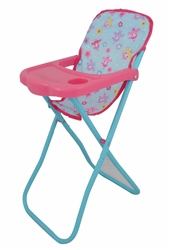 Dolls World Deluxe High Chair