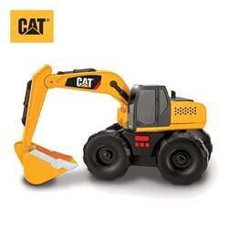 "CAT Big Builder 9"" Light & Sound Excavator"