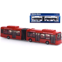 Peterkin City Express bendy bus