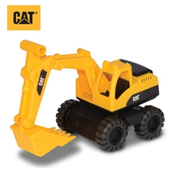 "CAT Construction Crew 10"" Excavator"