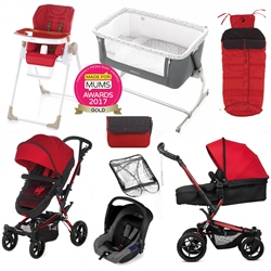 Jane Complete Nursery and Travel system starter package.