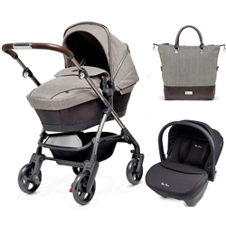 Silver Cross Wayfarer Special Edition Expedition + Simplicity Car Seat