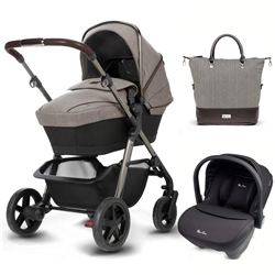 Silver Cross Pioneer Special Edition Expedition + Simplicity Car Seat