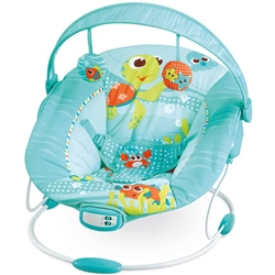 Mastela Comfort Surround System Cradling Bouncer