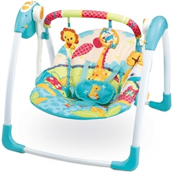 Mastela Deluxe Portable Swing