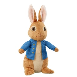 Beatrix Potter Talking Movie Plush Toy