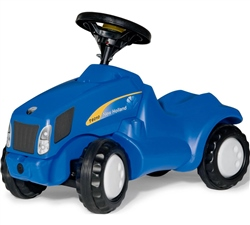 Rolly Toys New Holland TVT 155 Mini Trac Child's Tractor