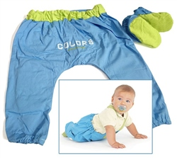Jane Crawling romper suit