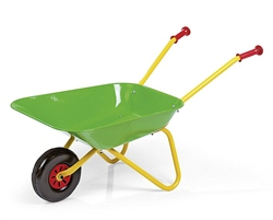 Rolly Toys Kids Toy Metal Wheelbarrow