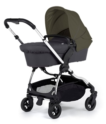 iCandy Raspberry + Carrycot Complete Pram Set