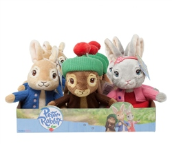 Beatrix Potter TV Soft Toy