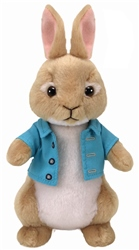 Peter Rabbit  Beanie Babies - Cottontail Rabbit