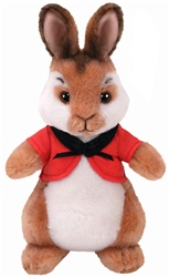 Peter Rabbit  Beanie Babies - Flopsy Rabbit