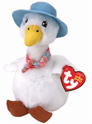 Peter Rabbit  Beanie Babies - Jemima Puddle-duck