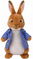 Peter Rabbit  Beanie Babies - Peter Rabbit