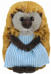 Peter Rabbit  Beanie Babies - Mrs Tiggy Winkle