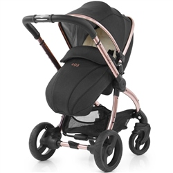 egg Stroller Diamond Black Special Edition