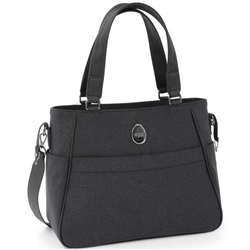 egg Changing Bag Diamond Black Special Edition