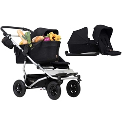 Mountain Buggy Duet v3 bundle