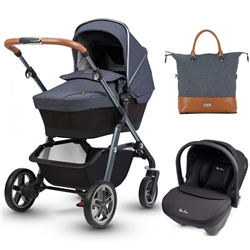 Silver Cross Pioneer Special Edition Orkney + Simplicity Car Seat