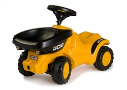 Rolly Toys JCB Mini Trac with Tipping Dumper