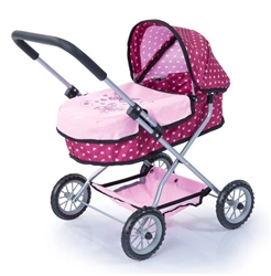 Bayer Design Smarty Doll's Pram
