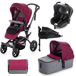 Jane Crosswalk R + Micro + iKoos iSize + Isofix Base