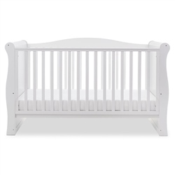 OBaby Ingham Sleigh Cot Bed