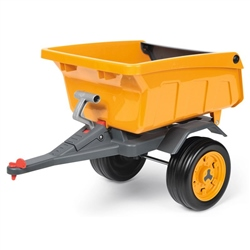 Peg Perego John Deere Construction trailer