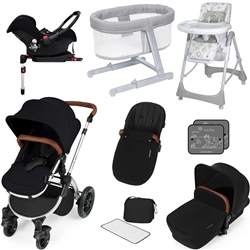 Ickle Bubba Stomp V3 Complete Travel System Bundle