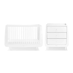 Snuz SnuzKot Skandi 2 Piece Nursery Furniture Set