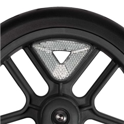 Uppababy Vista Snap on Wheel Reflector Pack