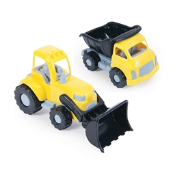 Dolu Jumbo Double Set Truck and Loader