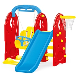Dolu 4-in-1 Playground