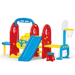 Dolu 7-in-1 Playground
