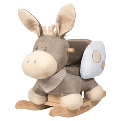 Nattou Cappuccino the Donkey Rocker