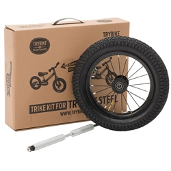 TryBike Steel 2-1 Balance Bike Trike Kit