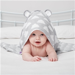 Snuz Baby Hooded Towel