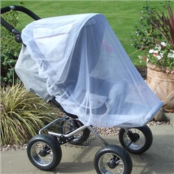 Clippasafe Pram & Pushchair Universal Insect Net