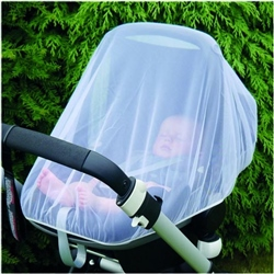 Clippasafe Insect Net for Infant Car Seat