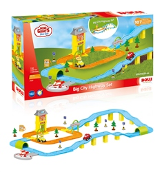 Dolu Big City Highway 107 Piece Set