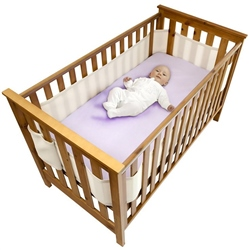 Safe Dreams Cot Wrap 4 Sided