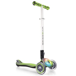 Globber Elite Flashing Scooter