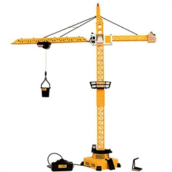 Halsall Toys Tower RC Crane