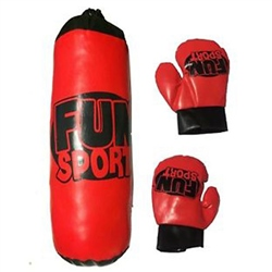 Halsall Toys Fun Sport Boxing Set