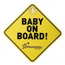 BR Baby Baby On Board