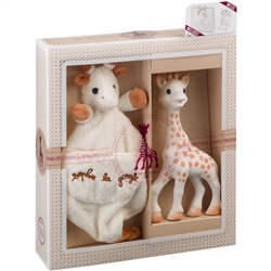 Sophie La Girafe The Comforter Set