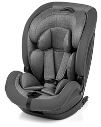Be Cool Flow, Group 1/2/3 Isofix Car Seat (Option: Flanelle)