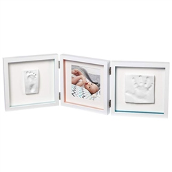 Baby Art My Baby Style - Double Print Frame