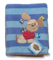 Taggies Taggies Character Cot Blanket